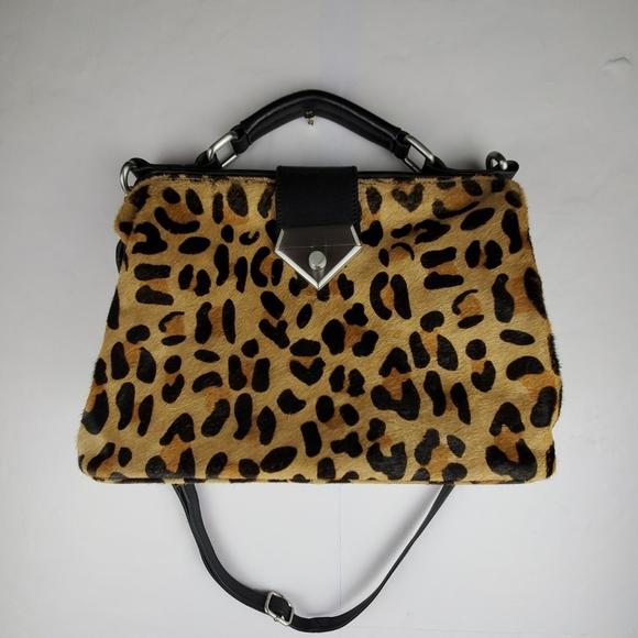 Linea Pelle Handbags - NICKY HILTON X LINEA PELLE Chateau Satchel